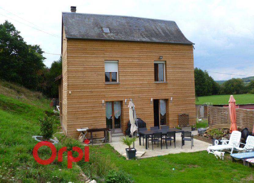 Maison à vendre 100m2 à Freneuse-sur-Risle