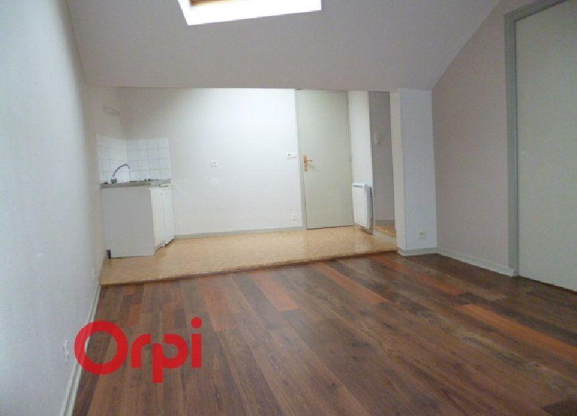 Appartement à louer 40.86m2 à Bernay
