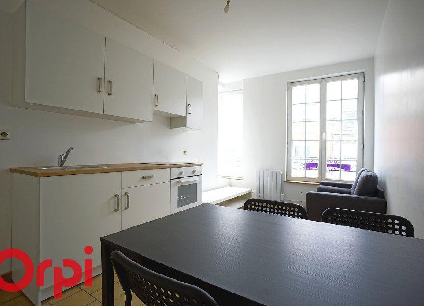 Appartement à louer 29.23m2 à Bernay