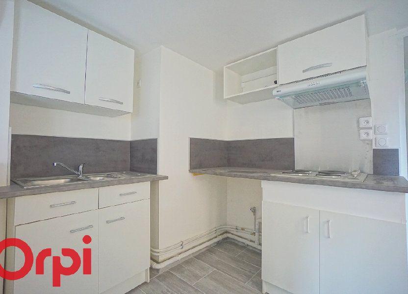Appartement à louer 44.38m2 à Bernay