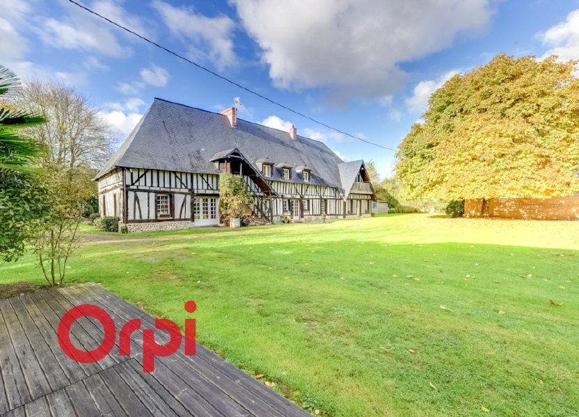 Maison à vendre 330m2 à Beaumont-le-Roger