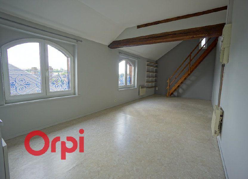 Appartement à louer 37.83m2 à Bernay