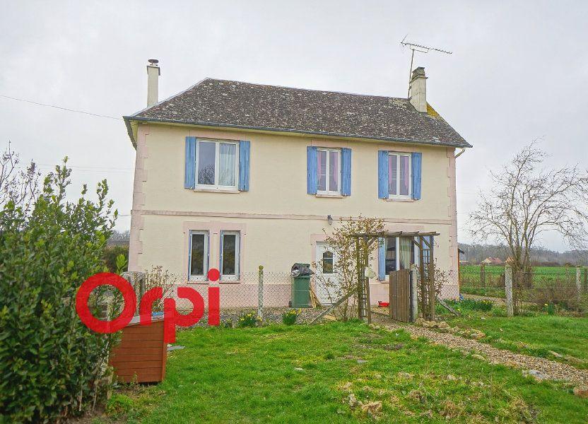 Maison à vendre 110m2 à Bernay