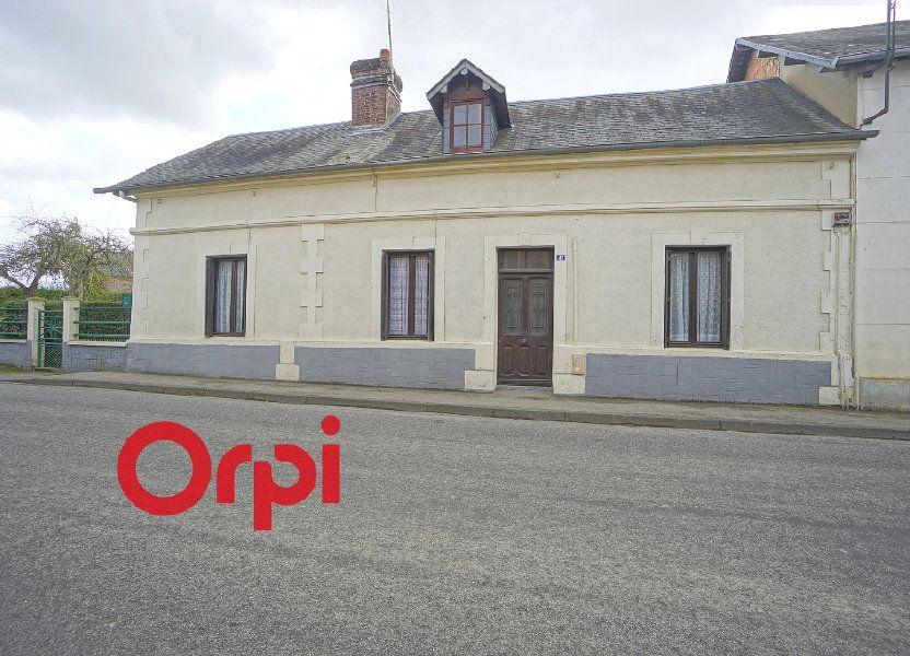 Maison à vendre 60m2 à Brionne