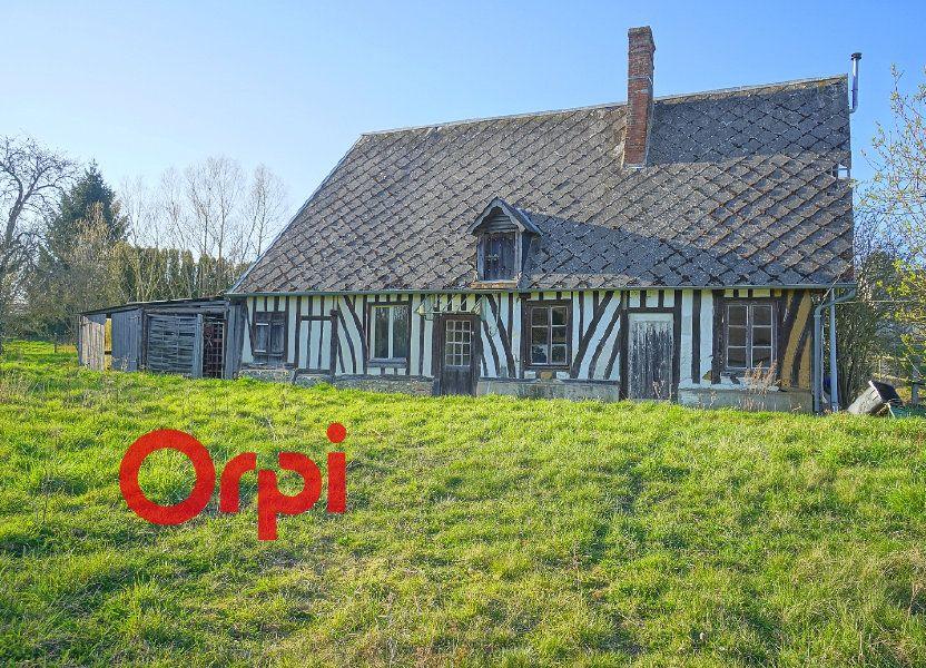 Maison à vendre 60m2 à Bernay