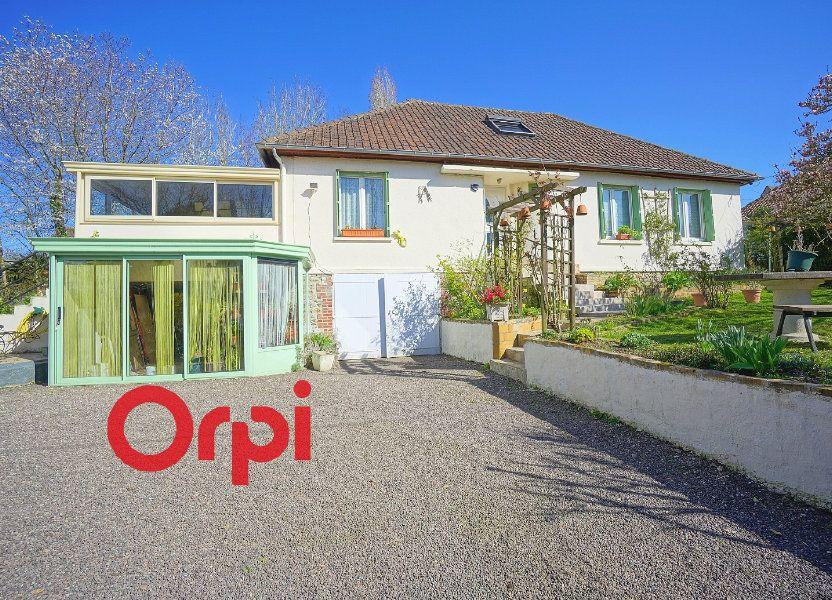 Maison à vendre 145m2 à Broglie
