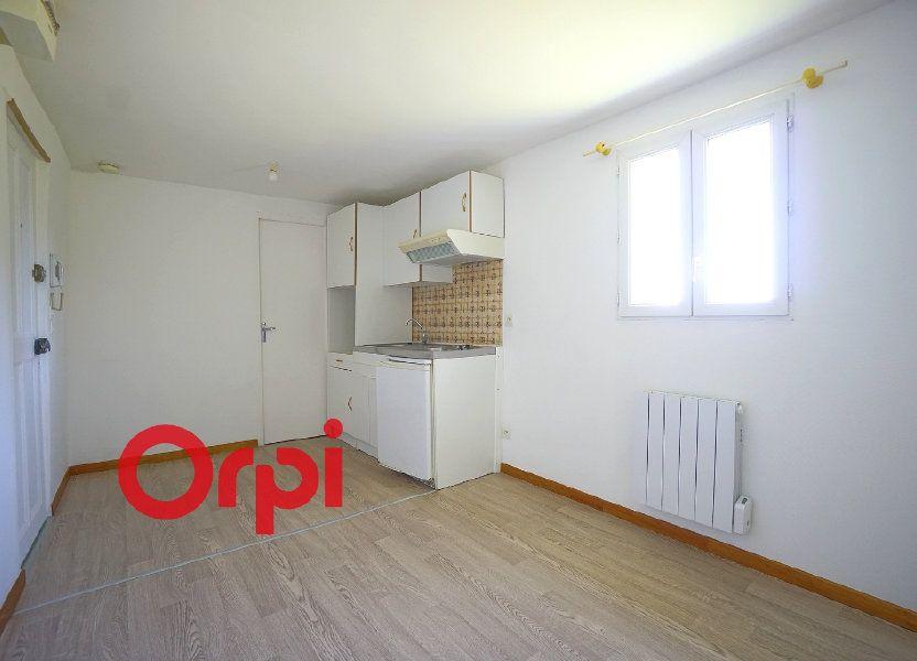 Appartement à louer 24.74m2 à Thiberville