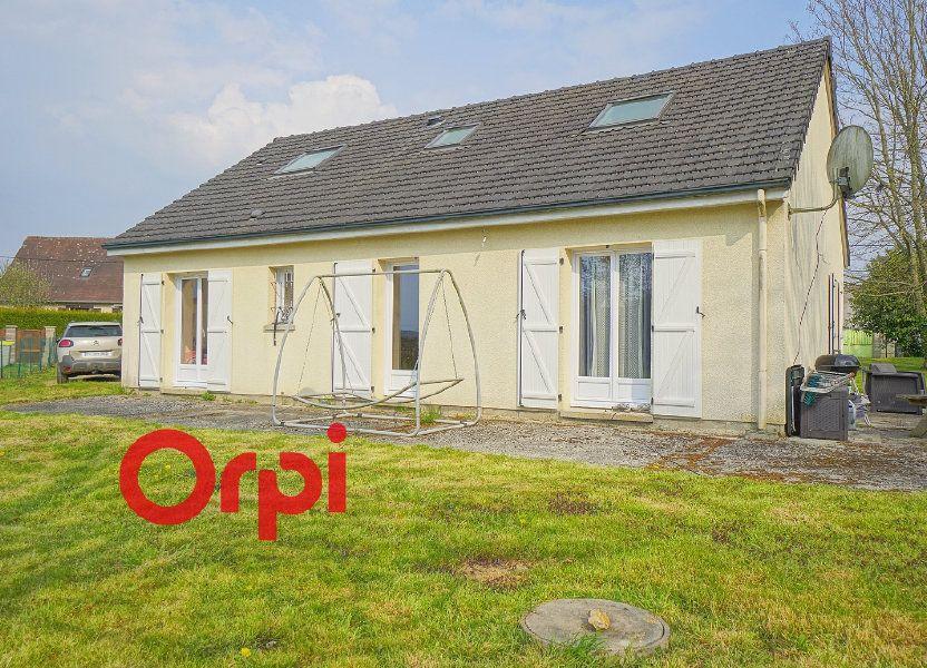 Maison à vendre 85m2 à Harcourt