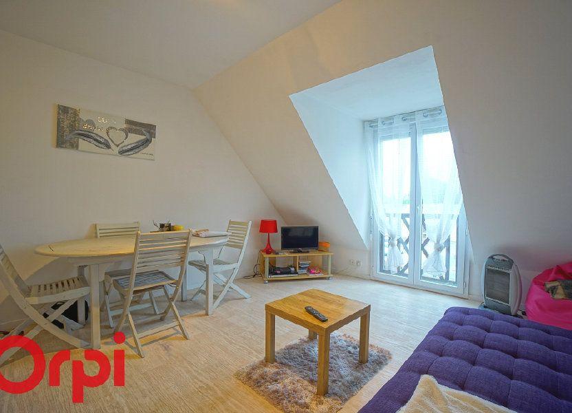 Appartement à louer 20.91m2 à Bernay