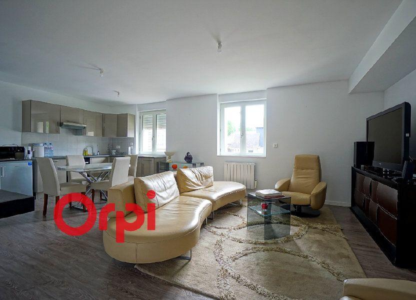 Appartement à louer 80.3m2 à Bernay