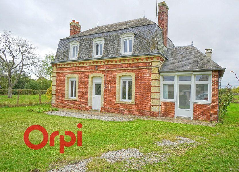 Maison à louer 104.84m2 à Saint-Aubin-le-Guichard