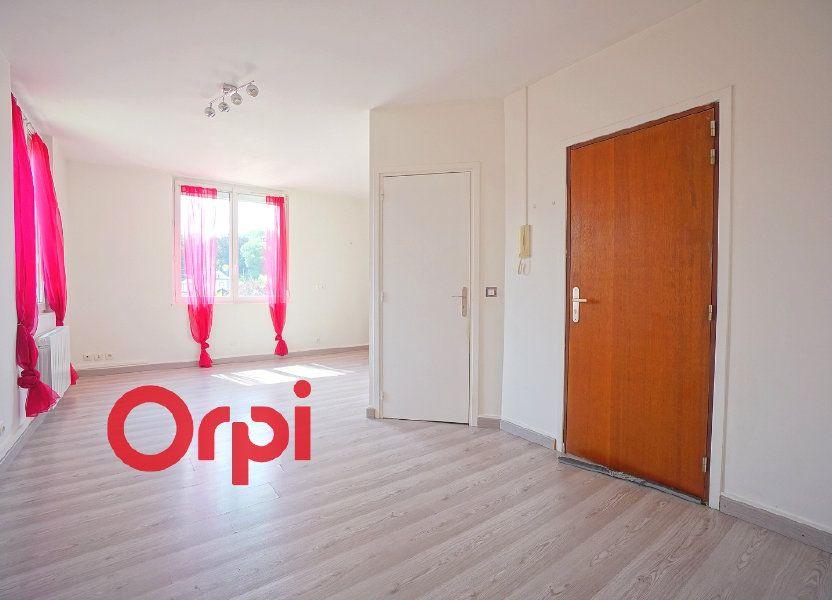 Appartement à louer 36m2 à Bernay