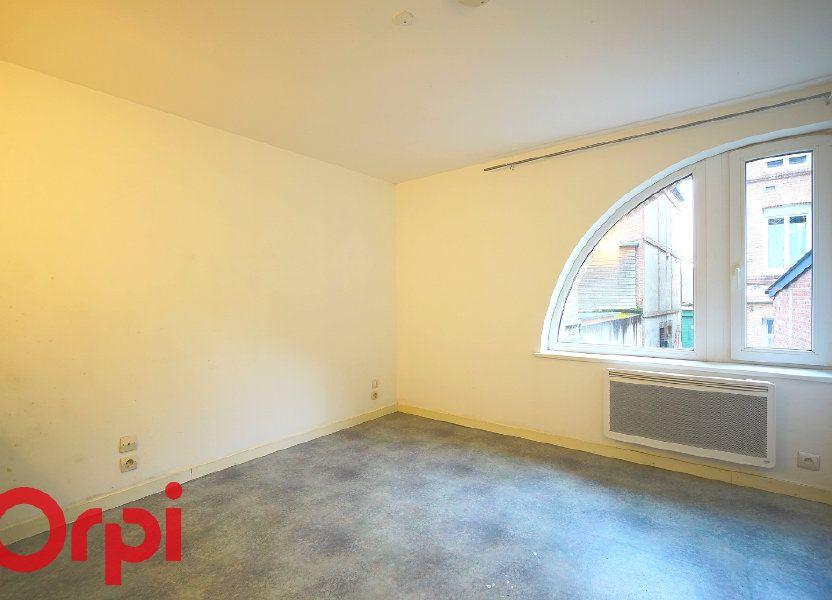 Appartement à louer 23.88m2 à Bernay