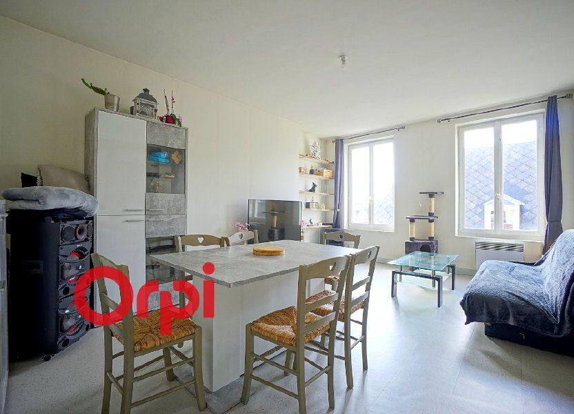 Appartement à louer 49.32m2 à Bernay