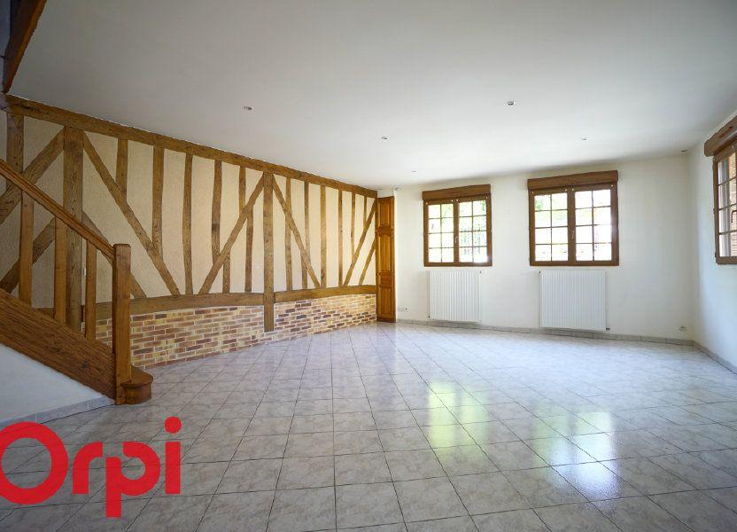 Appartement à louer 65.33m2 à Bernay