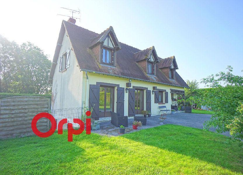 Maison à louer 130.99m2 à Bernay