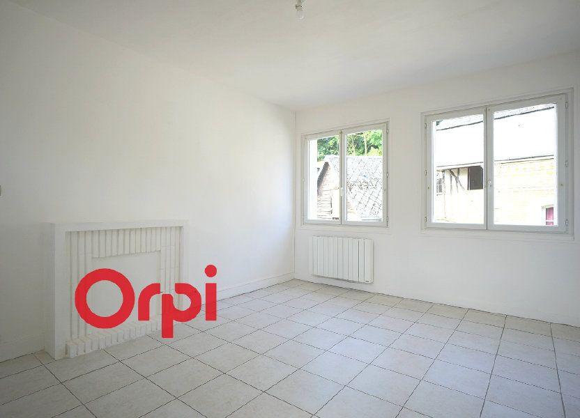 Appartement à louer 34.64m2 à Bernay