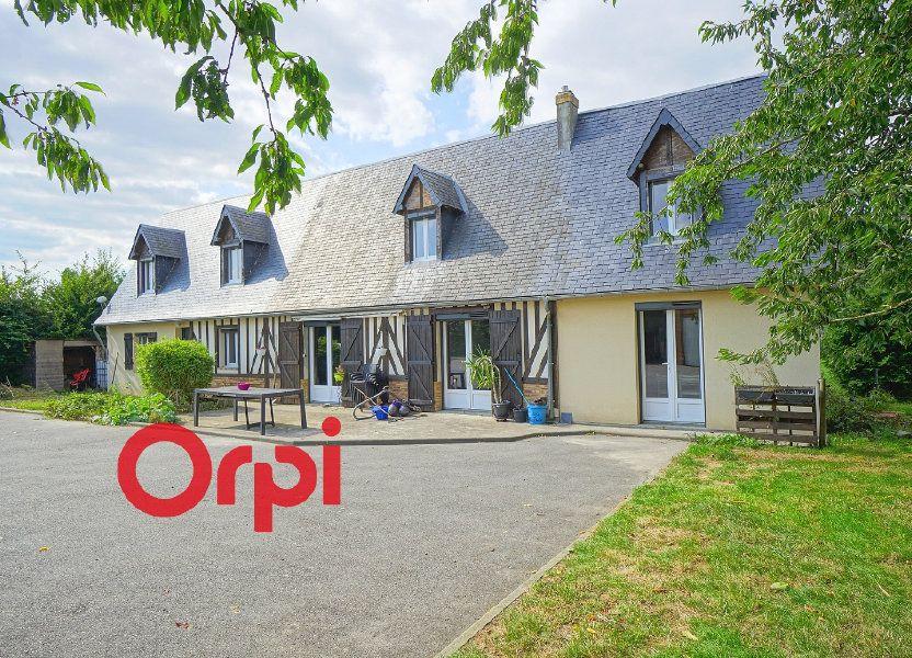 Maison à vendre 120m2 à Bernay
