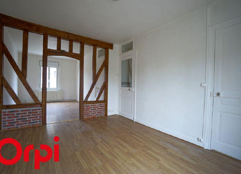 Appartement à louer 82.66m2 à Bernay
