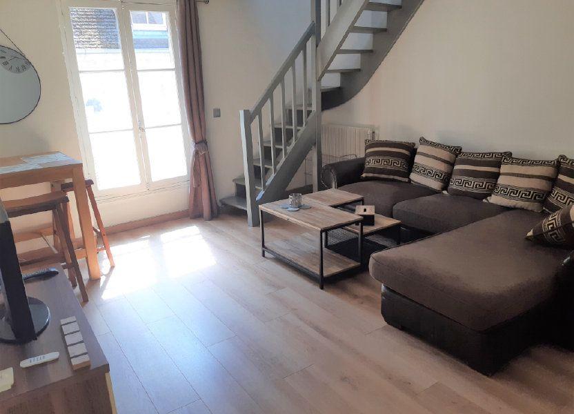 Appartement à louer 30.23m2 à Senlis
