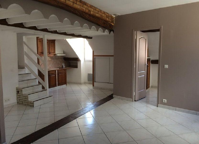 Appartement à louer 49.64m2 à Dammartin-en-Goële