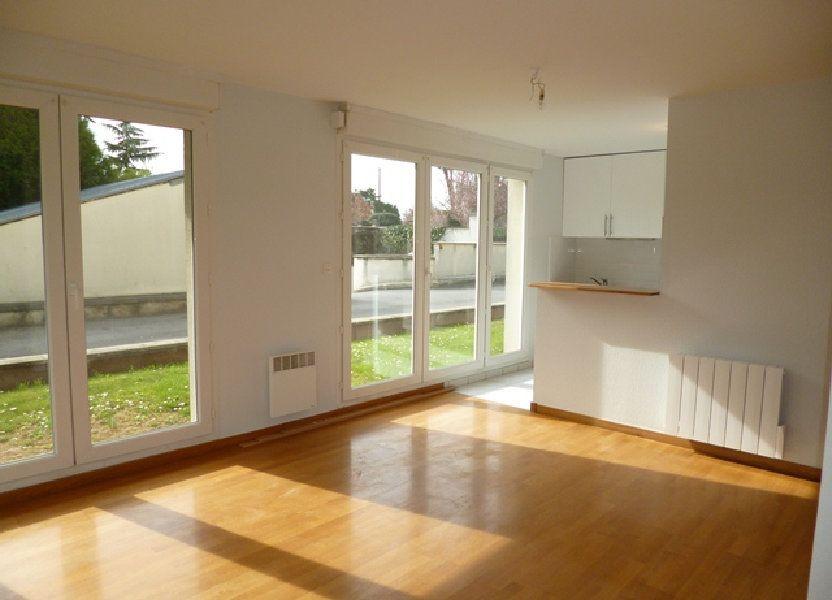 Appartement à vendre 76.32m2 à Senlis