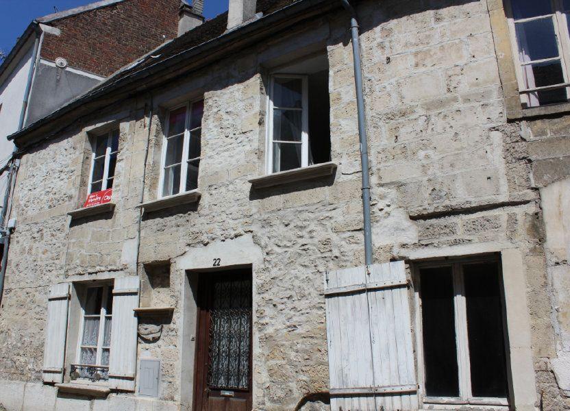 Maison à vendre 118m2 à Senlis