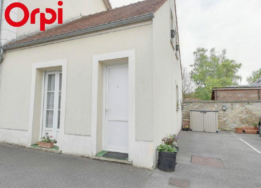 Appartement à vendre 42.3m2 à Nanteuil-le-Haudouin