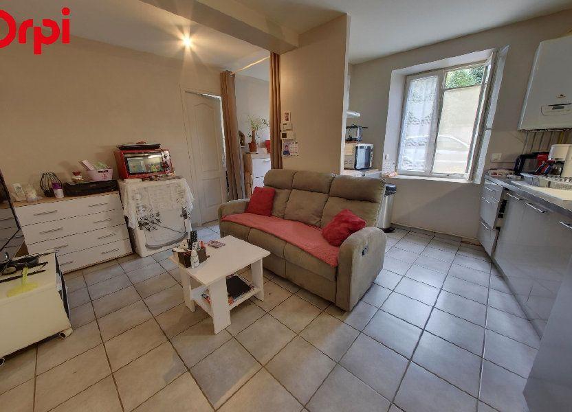 Appartement à vendre 48.26m2 à Nanteuil-le-Haudouin