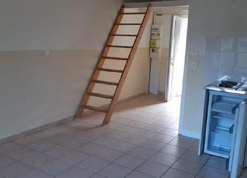 Appartement à louer 22.46m2 à Oissery