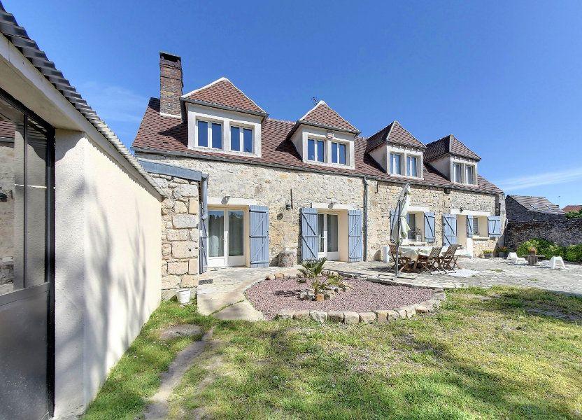 Maison à vendre 200m2 à Villeneuve-sur-Verberie