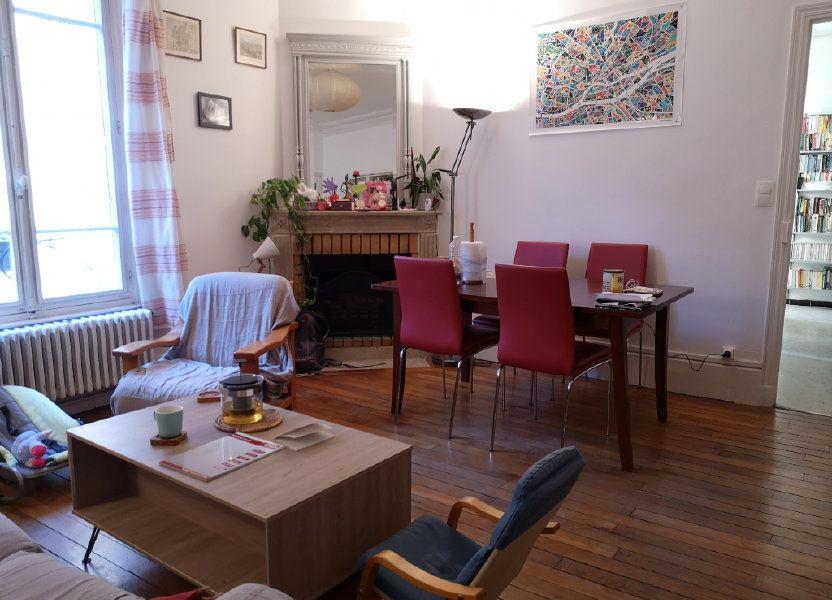Appartement à vendre 78.1m2 à Senlis