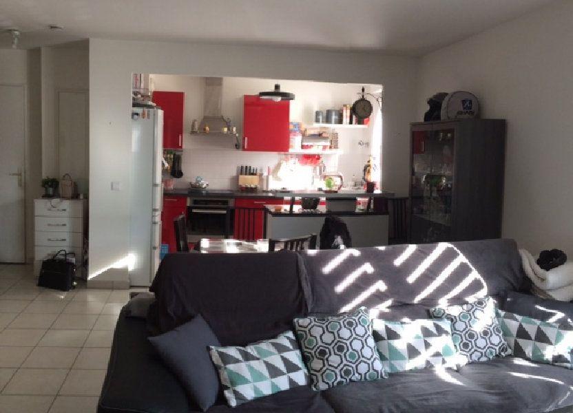 Appartement à louer 58m2 à Longperrier