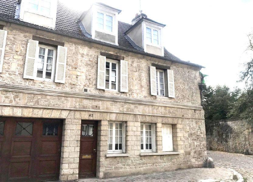 Appartement à vendre 80m2 à Senlis