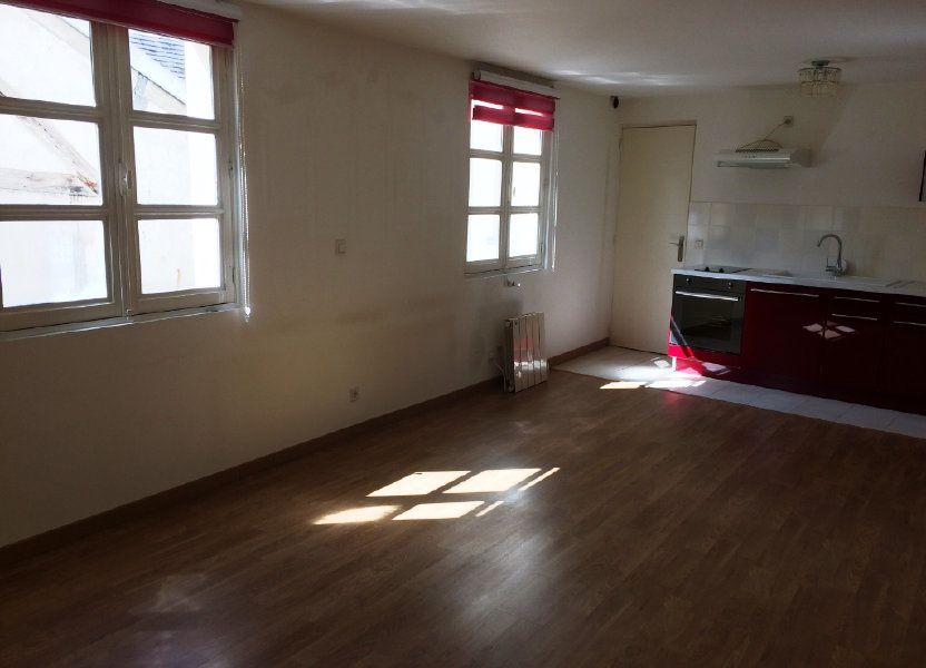 Appartement à louer 31.6m2 à Senlis