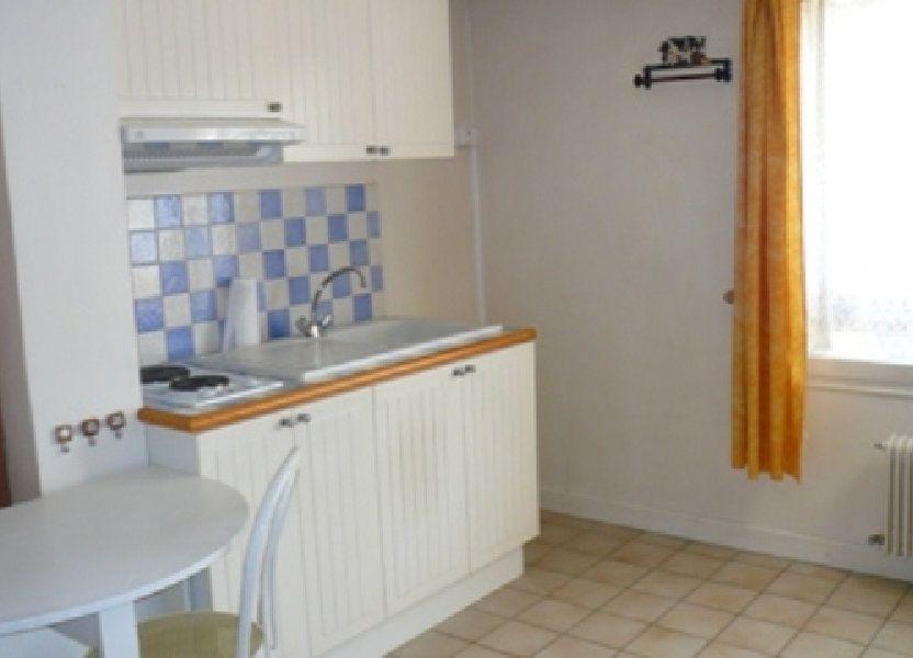 Appartement à louer 19.69m2 à Senlis
