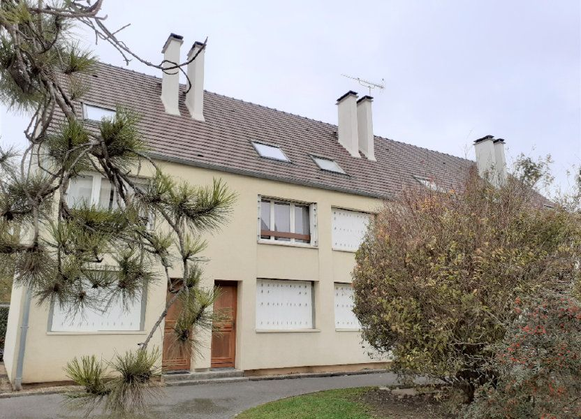 Appartement à louer 19.91m2 à Senlis