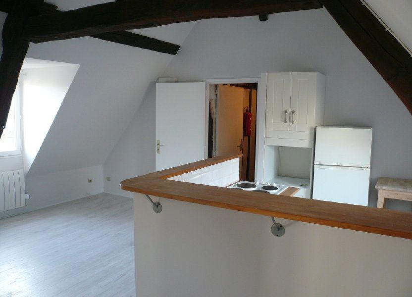 Appartement à louer 32.29m2 à Senlis