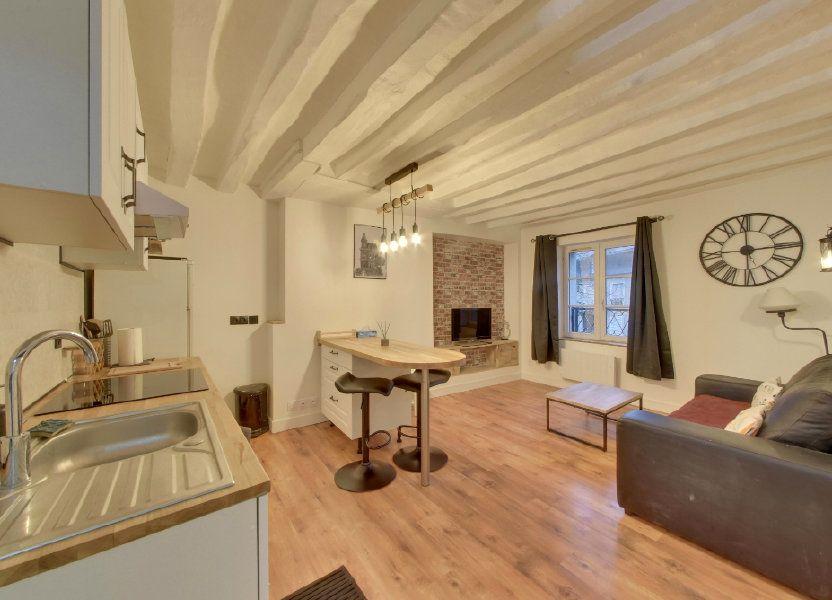 Appartement à vendre 42m2 à Ermenonville