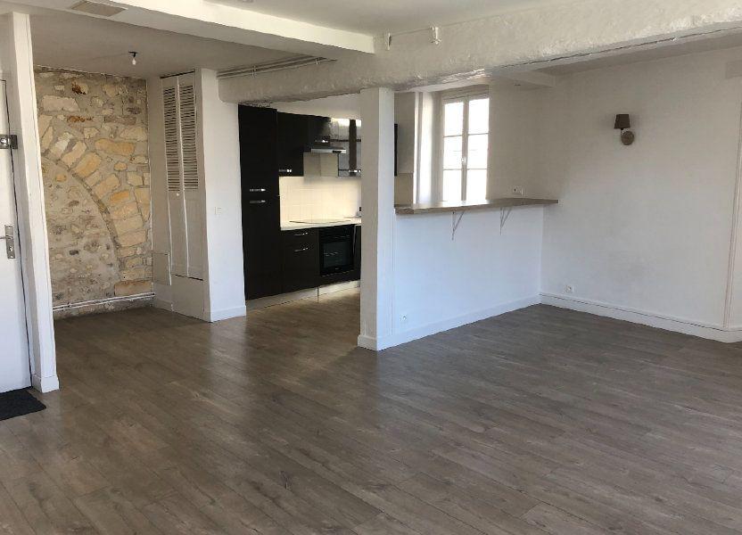Appartement à louer 84.3m2 à Senlis