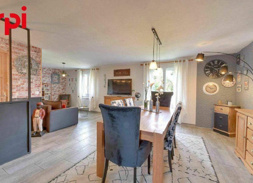 Maison à vendre 120m2 à Longperrier