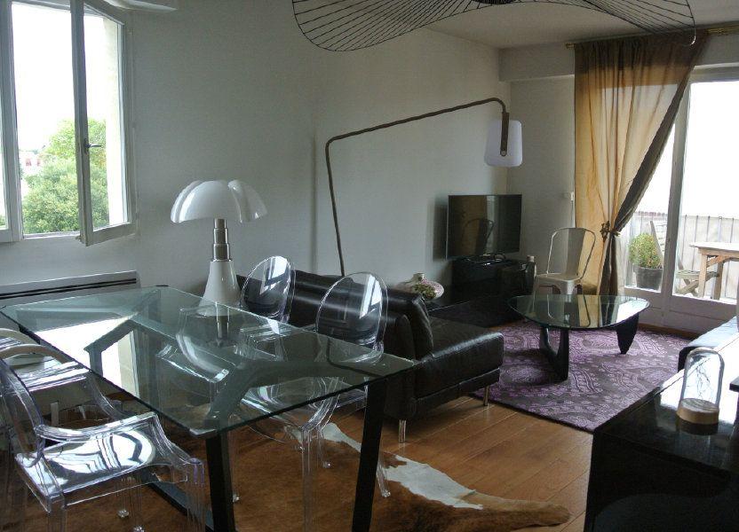 Appartement à louer 70m2 à Senlis