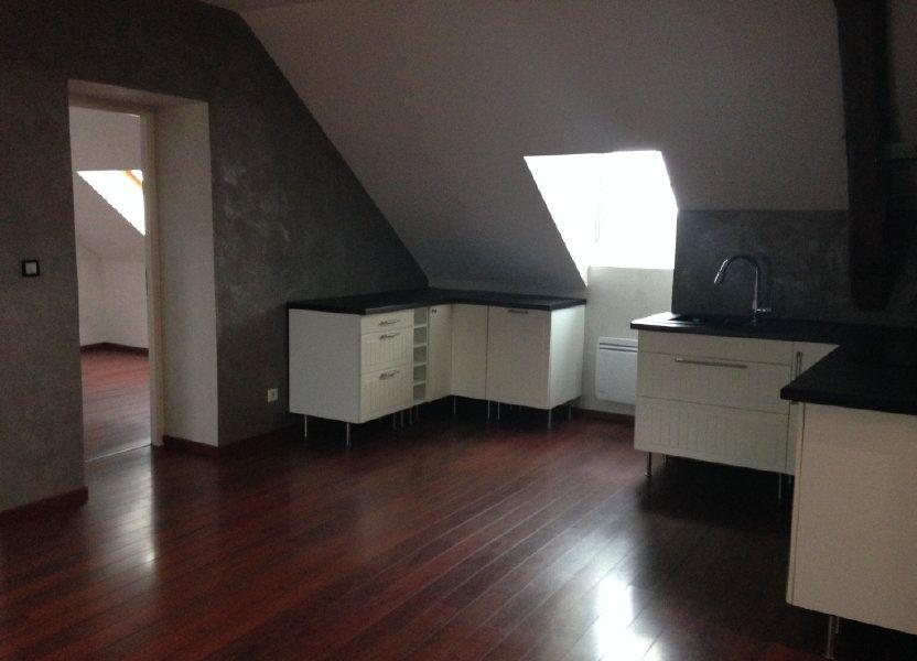 Appartement à louer 42.95m2 à Silly-le-Long