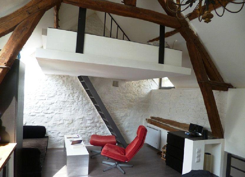 Appartement à louer 26.6m2 à Senlis