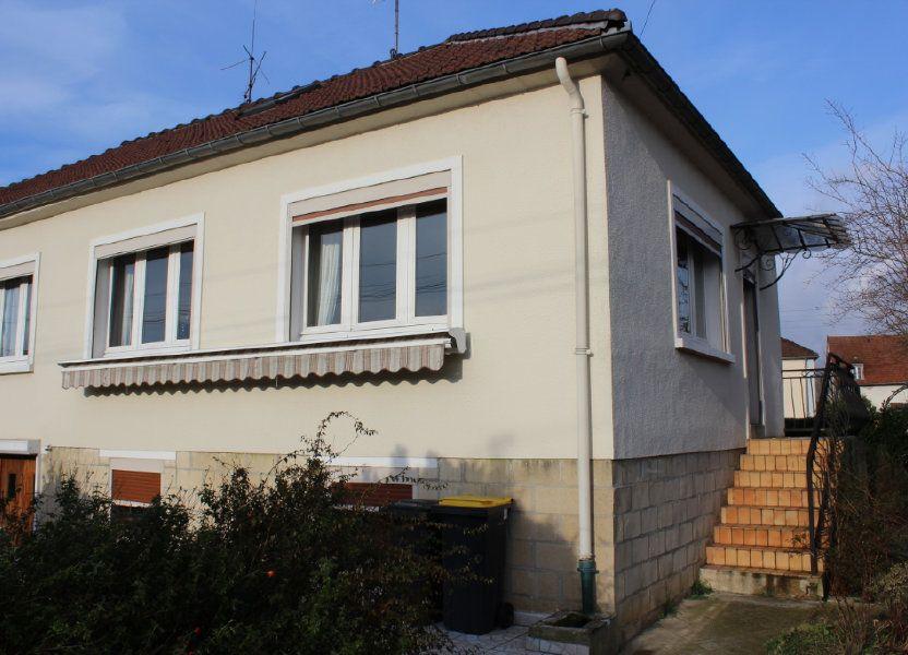 Maison à vendre 73m2 à Senlis