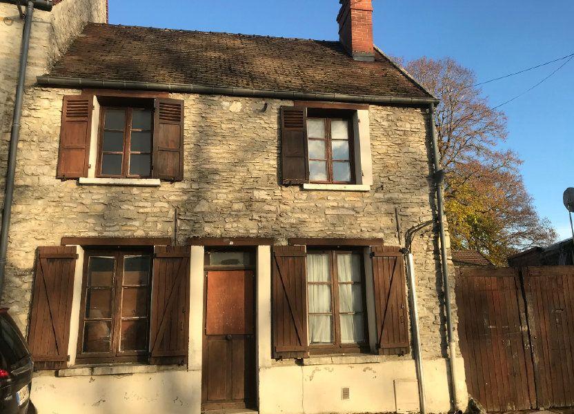 Maison à vendre 78m2 à Rully
