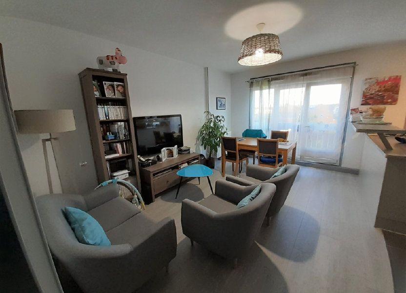 Appartement à louer 65.56m2 à Senlis