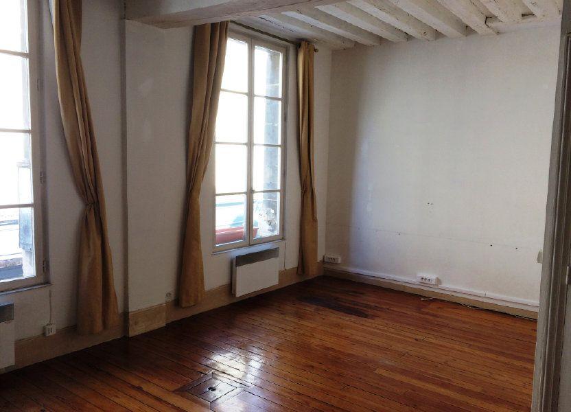 Appartement à vendre 42.6m2 à Senlis