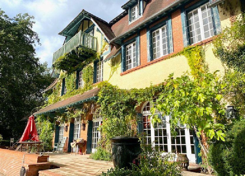 Maison à vendre 600m2 à Lamorlaye