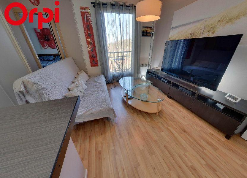 Appartement à vendre 36.07m2 à Nanteuil-le-Haudouin